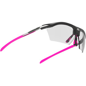 Rudy Project Rydon Slim Okulary rowerowe, black gloss - impactx photochromic 2 black